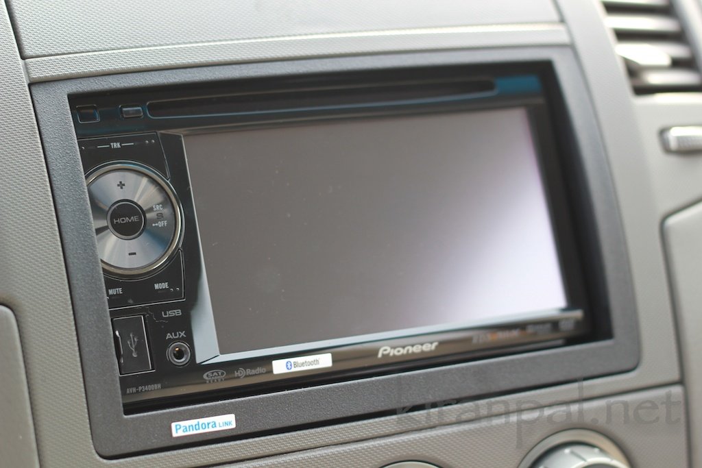 Installing Pioneer radio in 2006 Nissan Altima – Pal's blog…